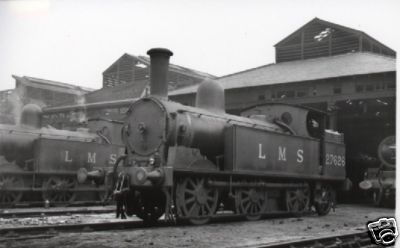 Locomotive 27626