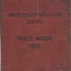 London Midland and Scottish Railway Rule Book 1933