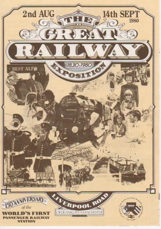 The Great Railway Exposition 1830-1980