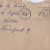 Chislet Colliery Welfare Band Envelope 1