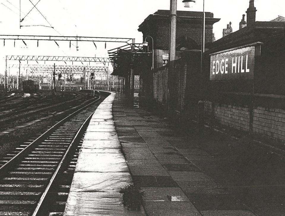 Old view of Edge Hill | Edge Hill Station