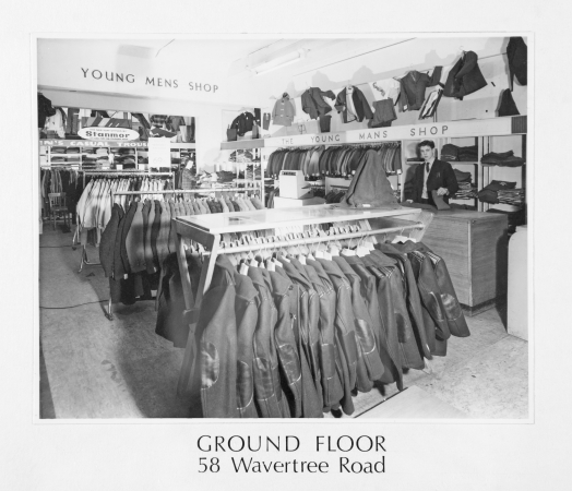 Ground floor 58 Wavertree Road