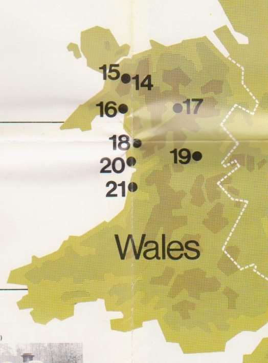 Steam in Britain - Wales