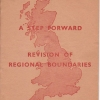 A Step Forward - Revision of Regional Boundaries