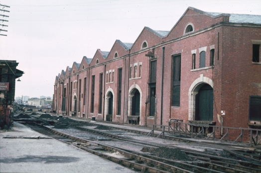 Liverpool Road warehouses